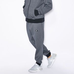 Nike French Terry Sweatpants Athletic Track Pants